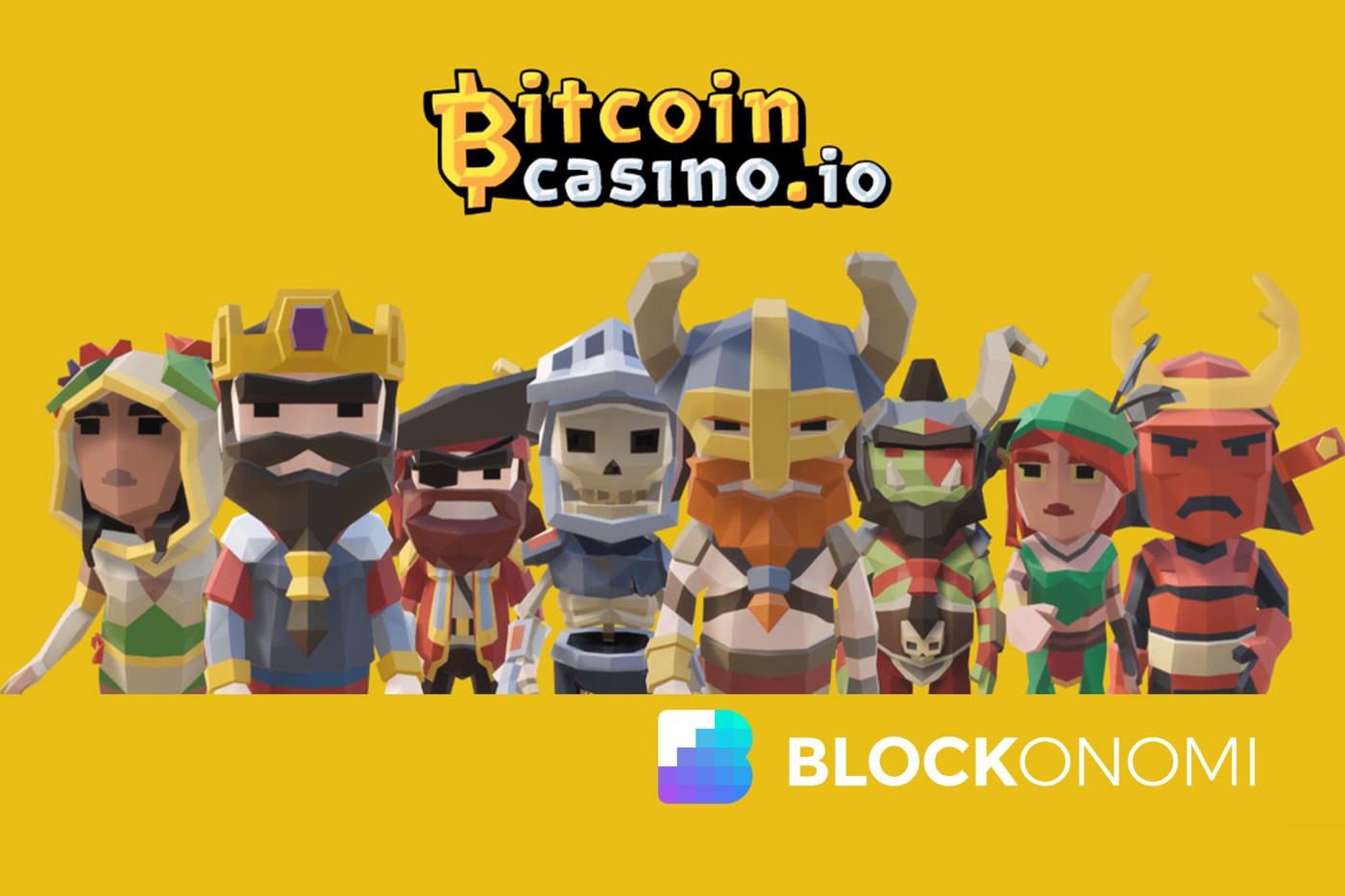 Laman web poker bitcoin terbaik